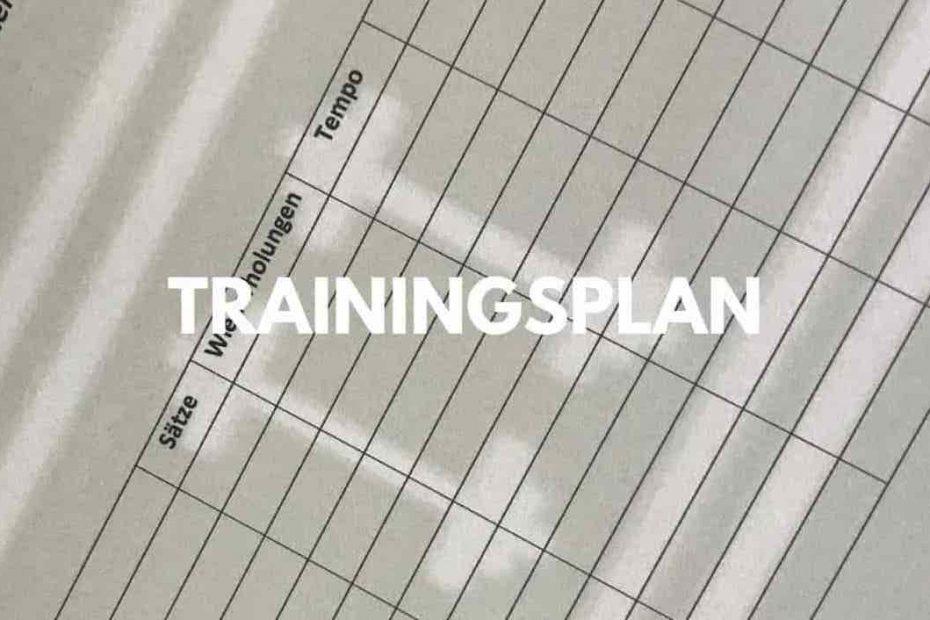 Blogbeitrag-5-Gründe-für-einen-Trainingsplan